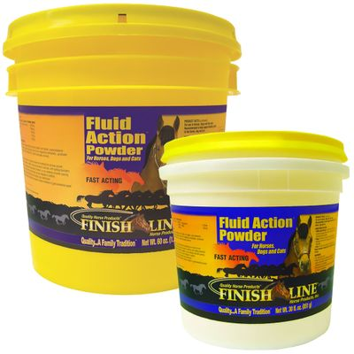 Finish Line Fluid Action Powder