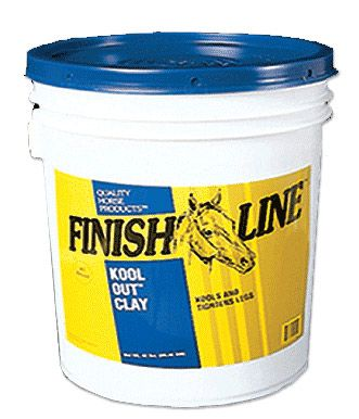 Finish Line Kool Out Poultice (12.9 lb)