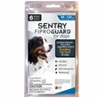 Fiproguard Flea & Tick Squeeze-On for Dogs 89-132 lbs, 6-PACK