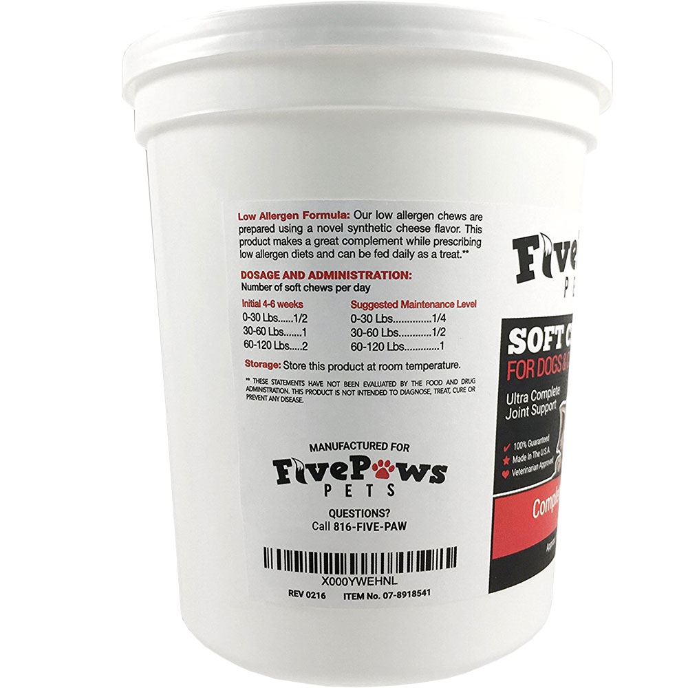 FIVE-PAWS-COMPLETE-JOINT-FORMULA-120-SOFT-CHEWS