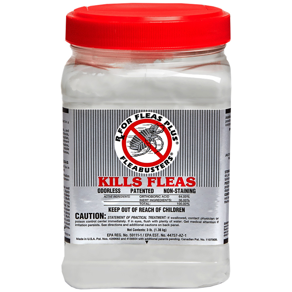 Image of Fleabusters Rx for Fleas Plus (3 lb)