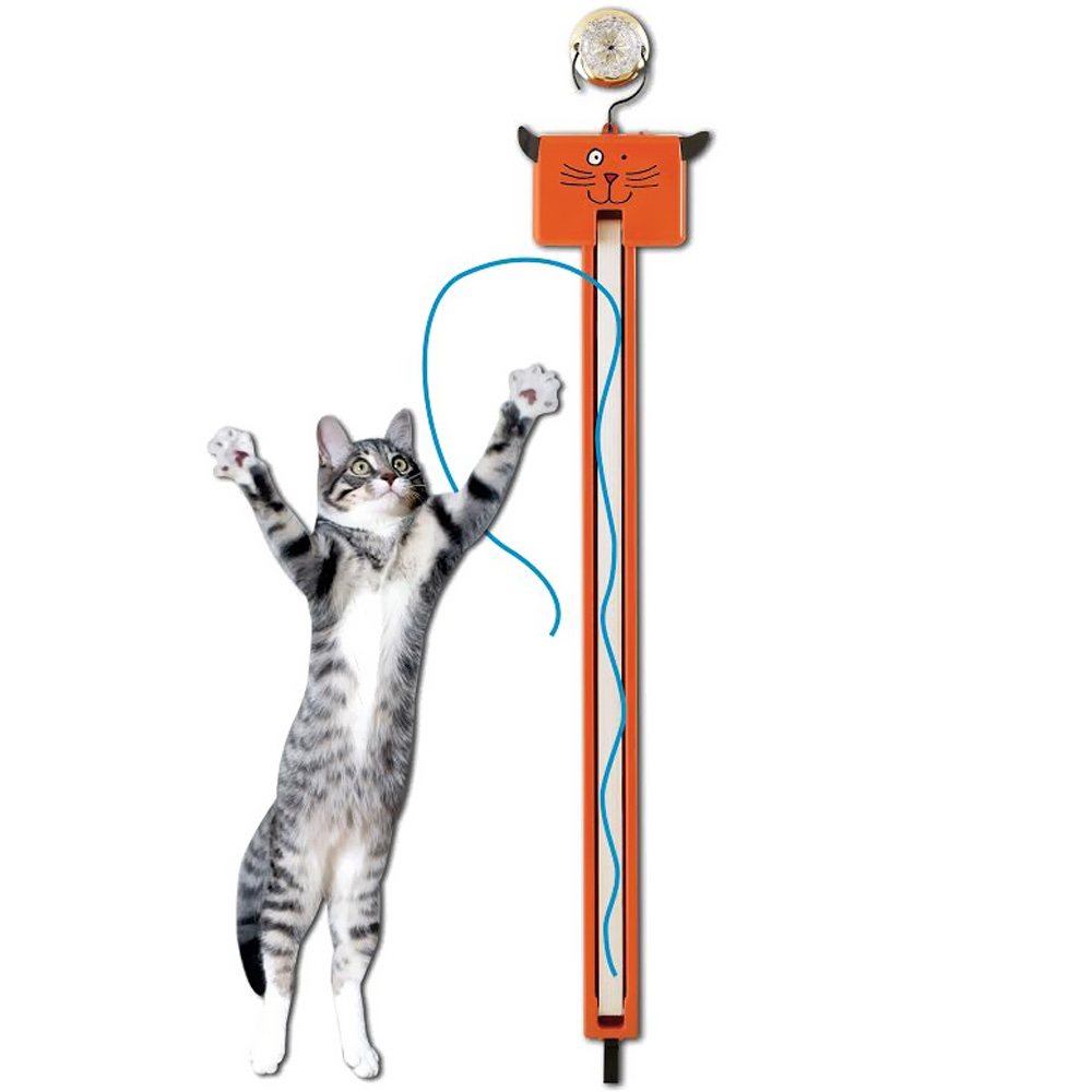 Fling-ama-String Cat Toy im test