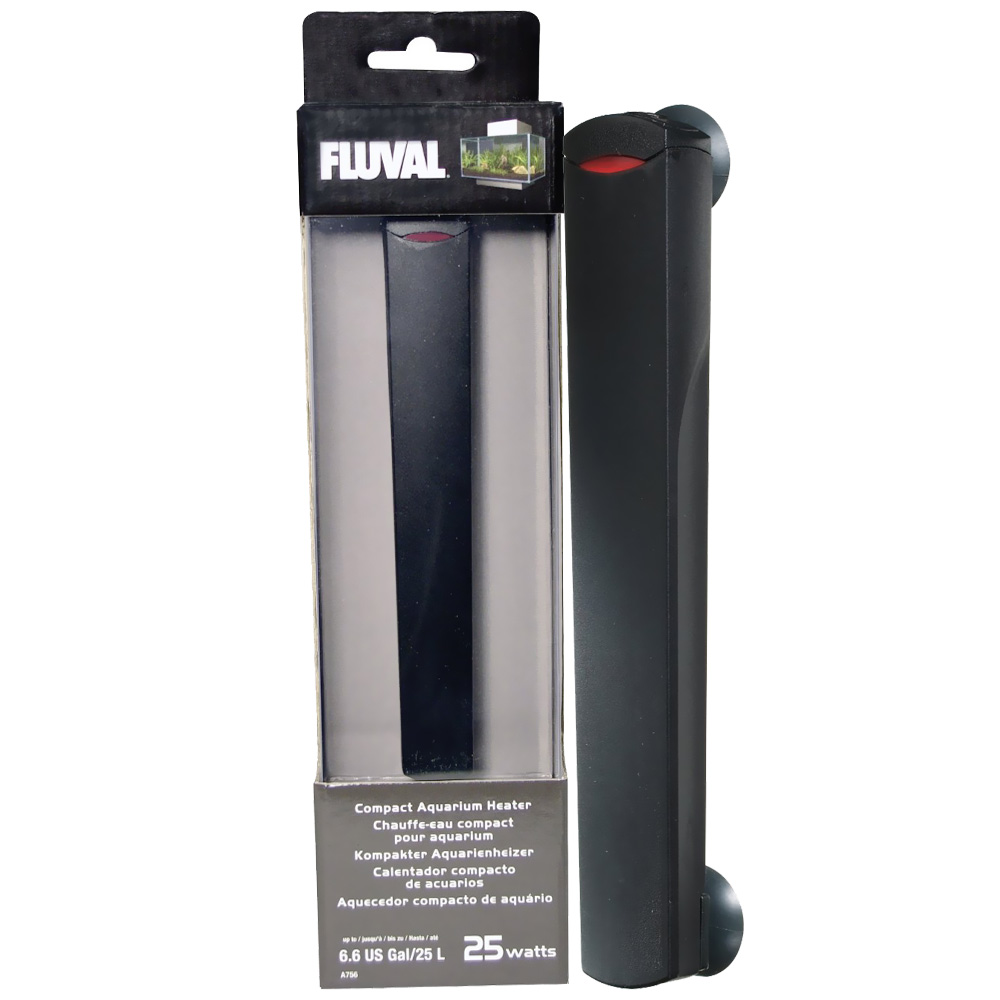 Image of Fluval Edge Compact Aquarium Heater (25 w)