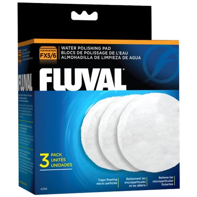 Fluval Water Polishing Pad for FX5 (3 pack)