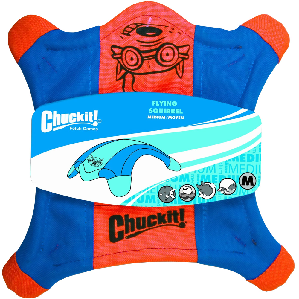 Chuckit! Flying Squirrel - Medium im test