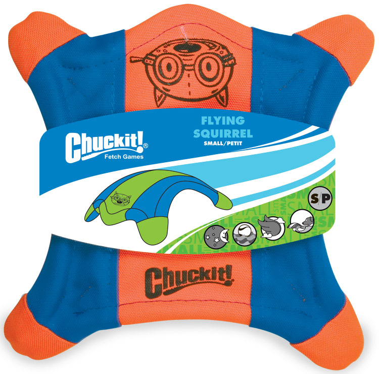 Chuckit! Flying Squirrel - Small/Petite im test