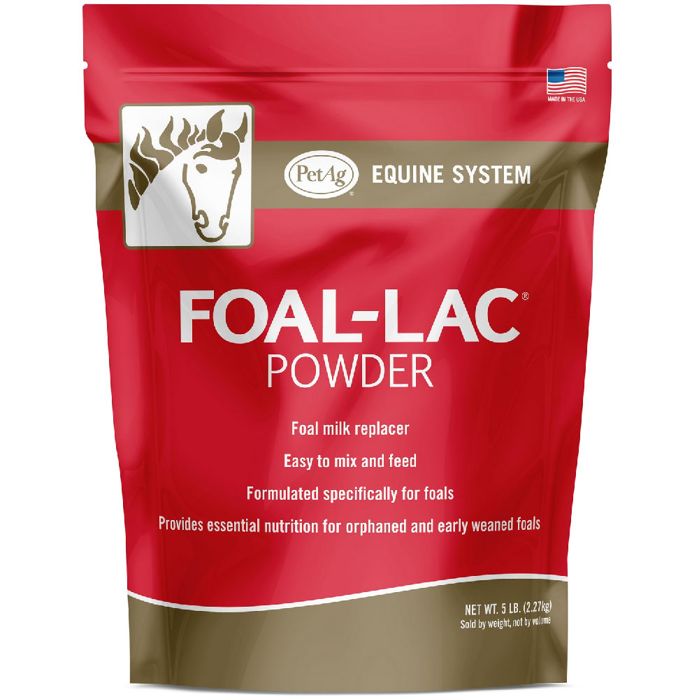 Foal-Lac Powder (5 lb) im test