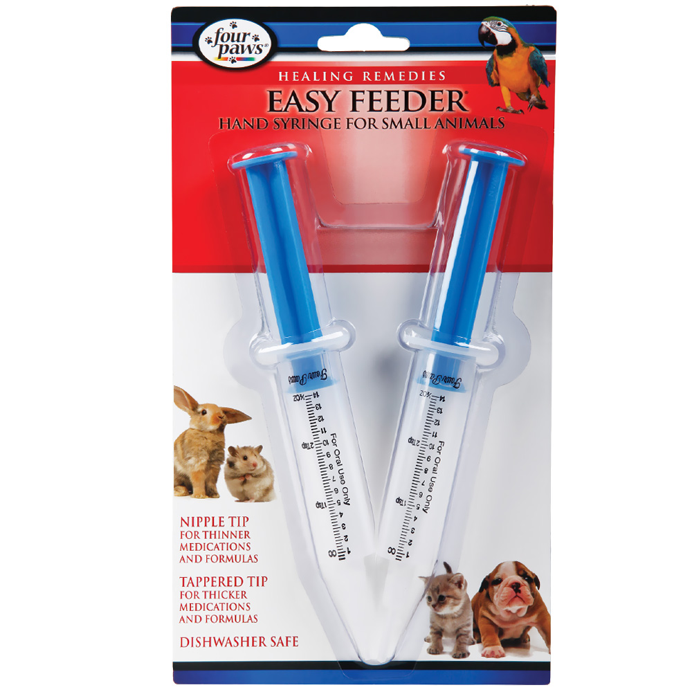 Four Paws Easy Feeder Syringe for Small Animals im test