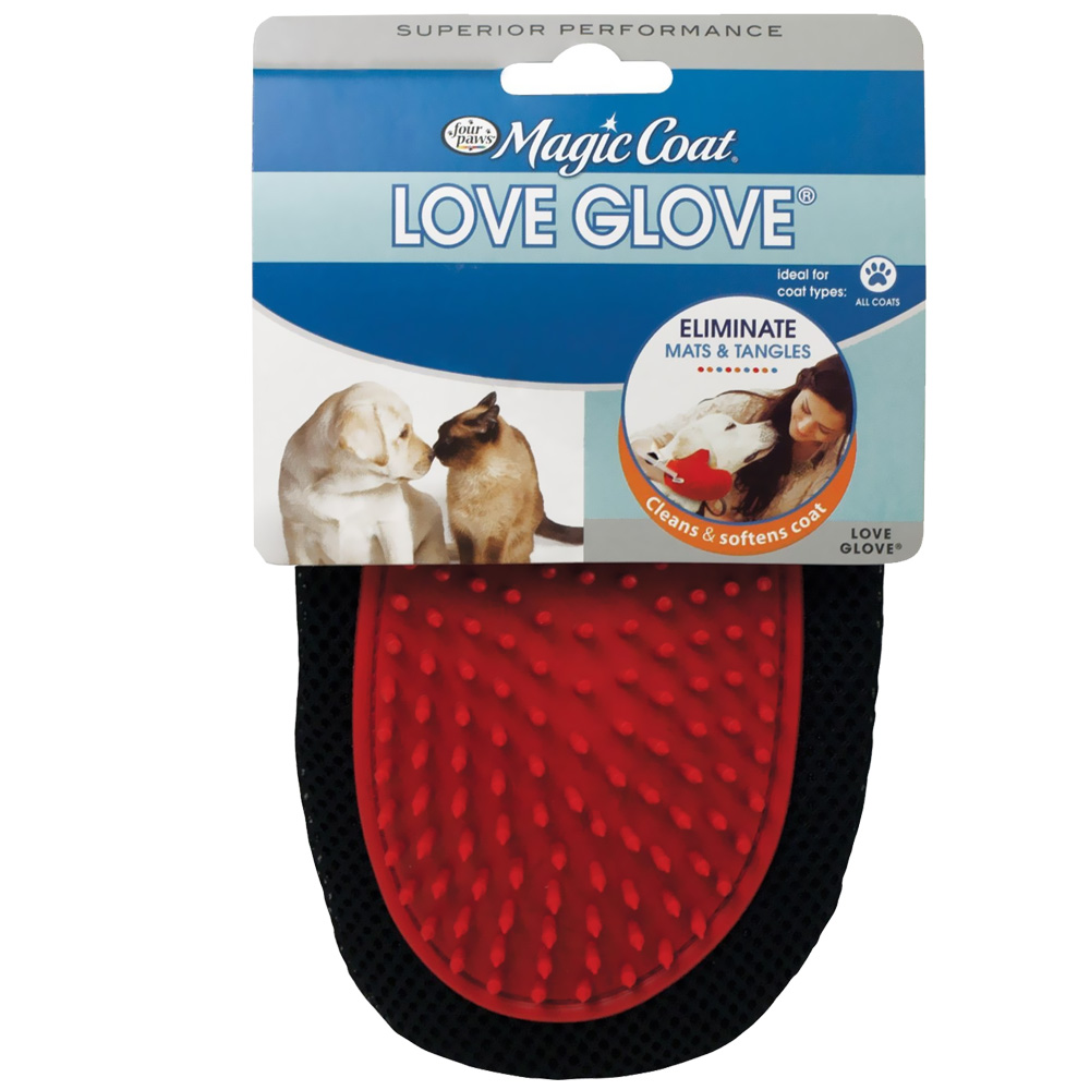 Image of Four Paws Magic Coat Love Glove