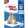 Four Paws Wee-Wee Puppy Housebreaking Pads (10 count)