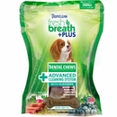 Fresh Breath Plus Dental Treats Advanced Cleaning System - Small (20 chews)