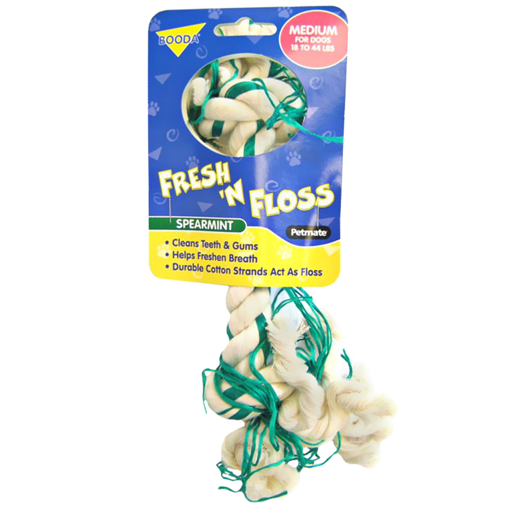 Image of Fresh N Floss Knot Bone - Medium
