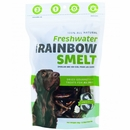 Freshwater Rainbow Smelt - Dried Gourmet Fish Treats for Dogs (1.76 oz)