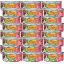Friskies Indoor - Pate Salmon Dinner Canned Cat Food (24x5.5 oz)