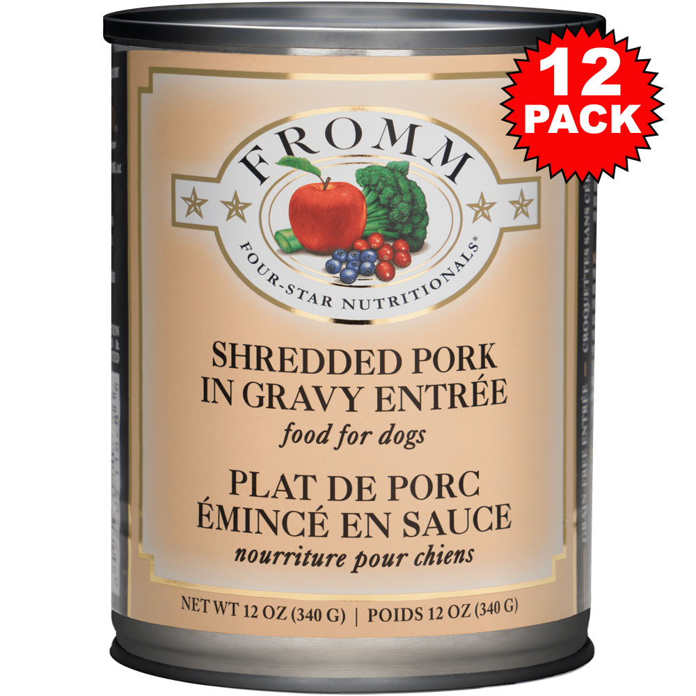 FOUR-STAR-DOG-CAN-SHREDDED-PORK-12X13OZ