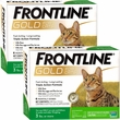 Frontline Gold for Cats, 12 Month