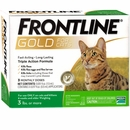 Frontline Gold for Cats, 3 Month