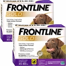 Frontline GOLD for Dogs 45-88 lbs - PURPLE (12 MONTH)