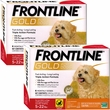 Frontline Gold for Dogs 5-22 lbs, 12 Month