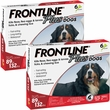 Frontline Plus for Dogs 89-132 lbs, 12 Month