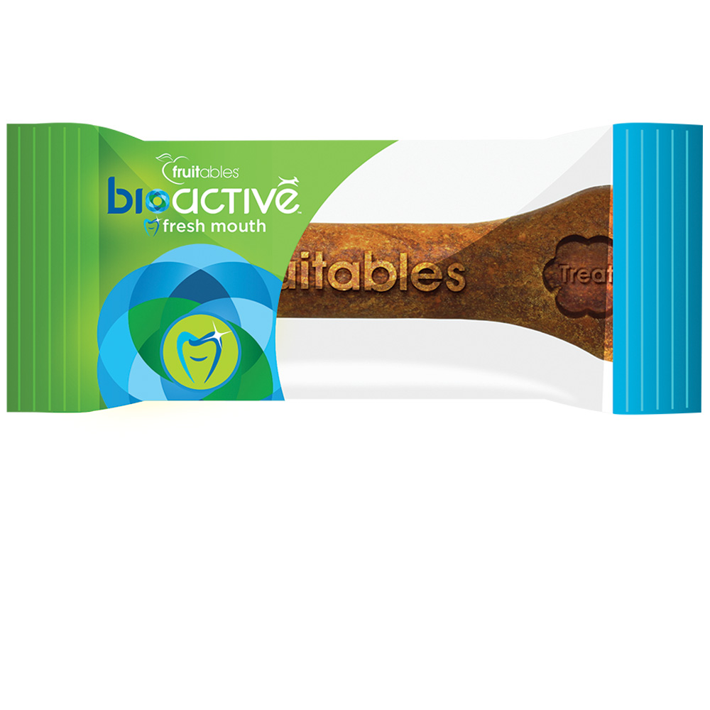 Fruitables BioActive Fresh Mouth Dental Chews - Small (Single) im test