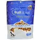 Fruitables Skinny Minis Soft & Chewy Dog Treats - Grilled Salmon (12 oz)
