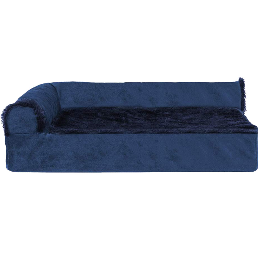 FURHAVEN-COOLING-GEL-CHAISE-LOUNGE-BED-SAPPHIRE-MEDIUM