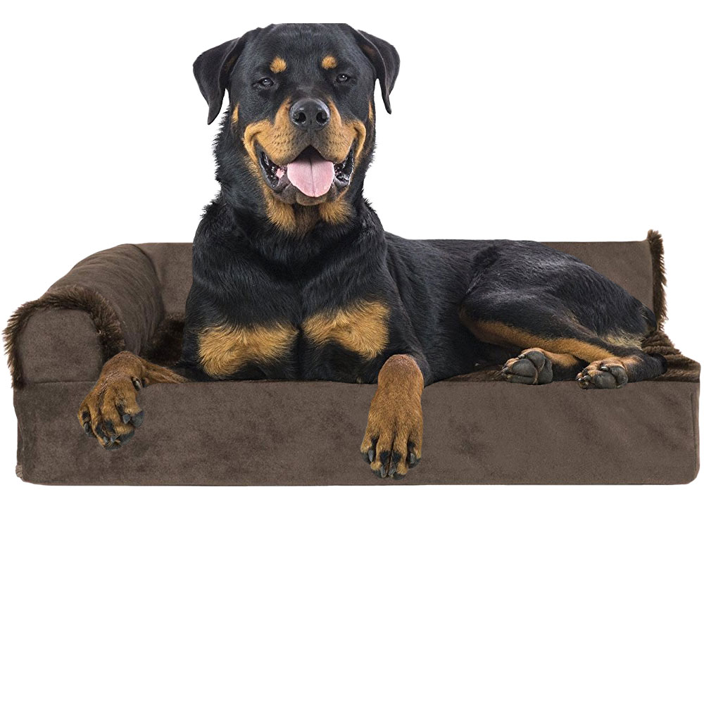 FURHAVEN-COOLING-GEL-CHAISE-LOUNGE-BED-BROWN-JUMBO