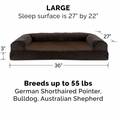 FURHAVEN-MEMORY-TOP-BED-CHENILLE-COFFEE-LARGE