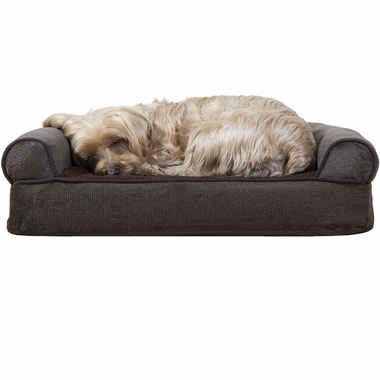 FURHAVEN-MEMORY-TOP-BED-CHENILLE-COFFEE-SMALL