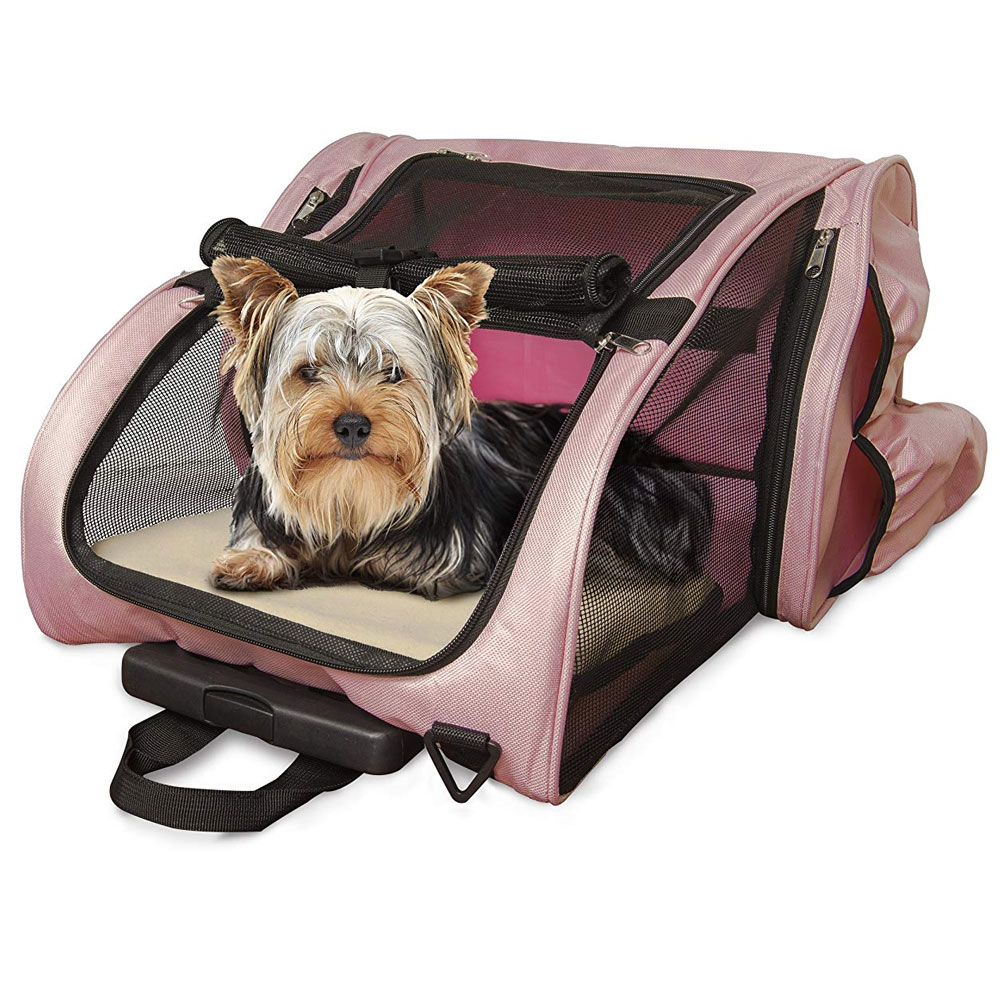 FURHAVEN-BACKPACK-ROLLER-CARRIER-PINK
