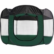 FurHaven Pet Playpen - Hunter Green (Medium)