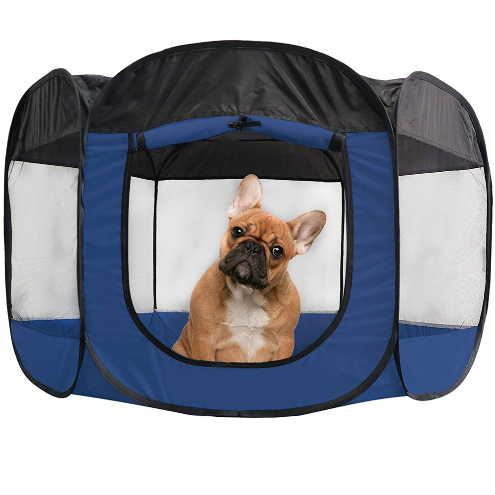FURHAVEN-PLAYPEN-SAILOR-BLUE-EXTRA-LARGE