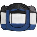 FurHaven Pet Playpen - Sailor Blue (Extra Large)