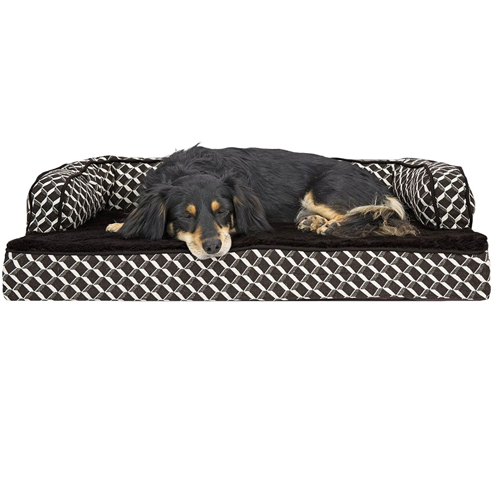 FURHAVEN-COMFY-COUCH-ORTHOPEDIC-BED-BROWN-MEDIUM