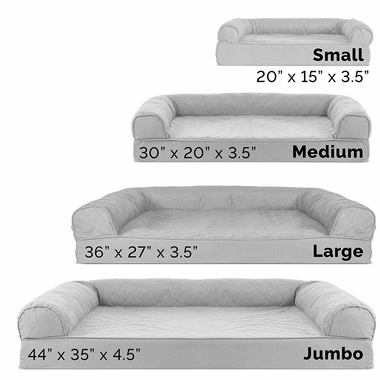 FURHAVEN-QUILTED-ORTHOPEDIC-BED-GRAY-LARGE