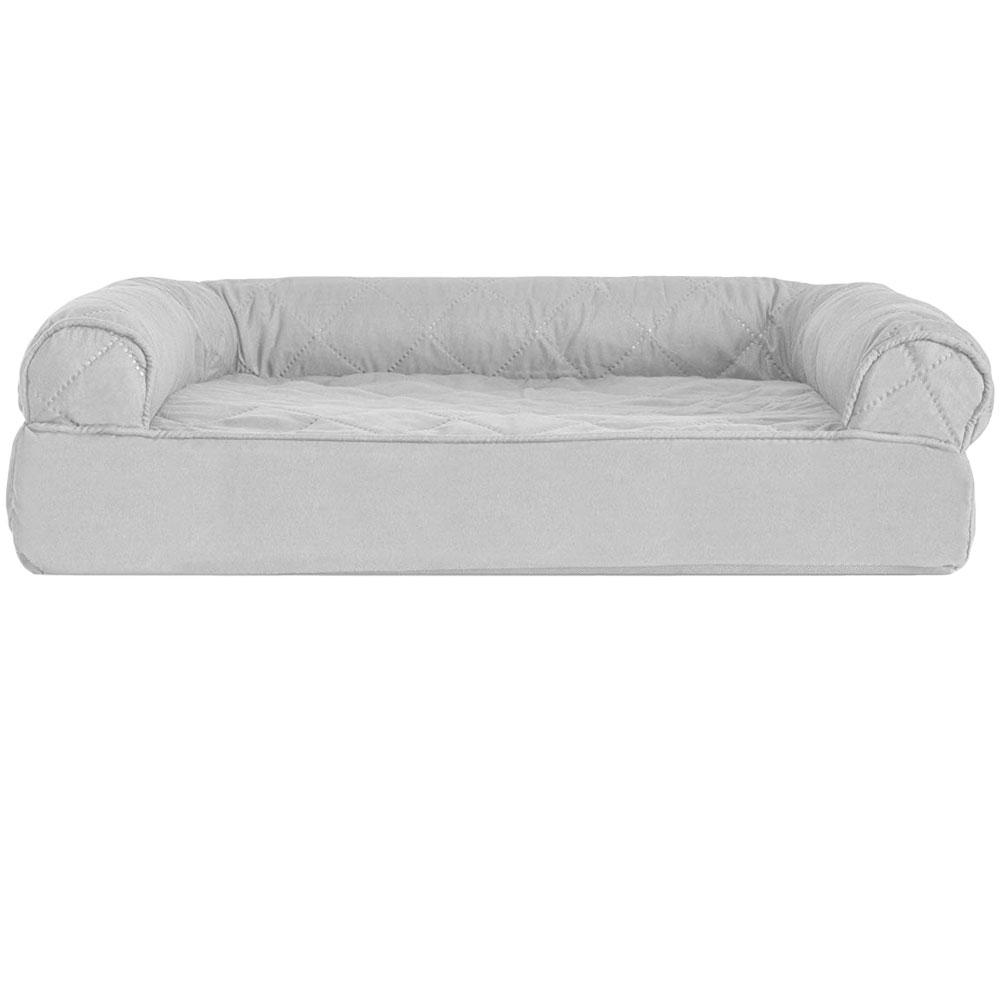 FURHAVEN-QUILTED-ORTHOPEDIC-BED-GRAY-MEDIUM