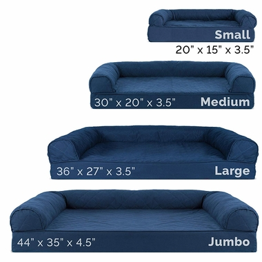 FURHAVEN-QUILTED-ORTHOPEDIC-BED-NAVY-MEDIUM