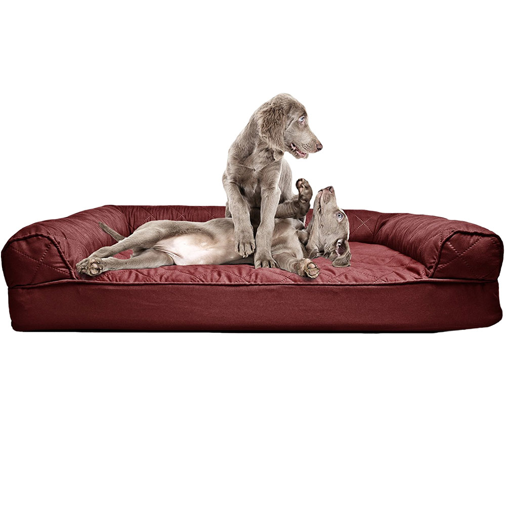 FURHAVEN-QUILTED-ORTHOPEDIC-BED-RED-LARGE