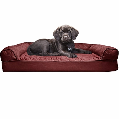 FURHAVEN-QUILTED-ORTHOPEDIC-BED-RED-MEDIUM