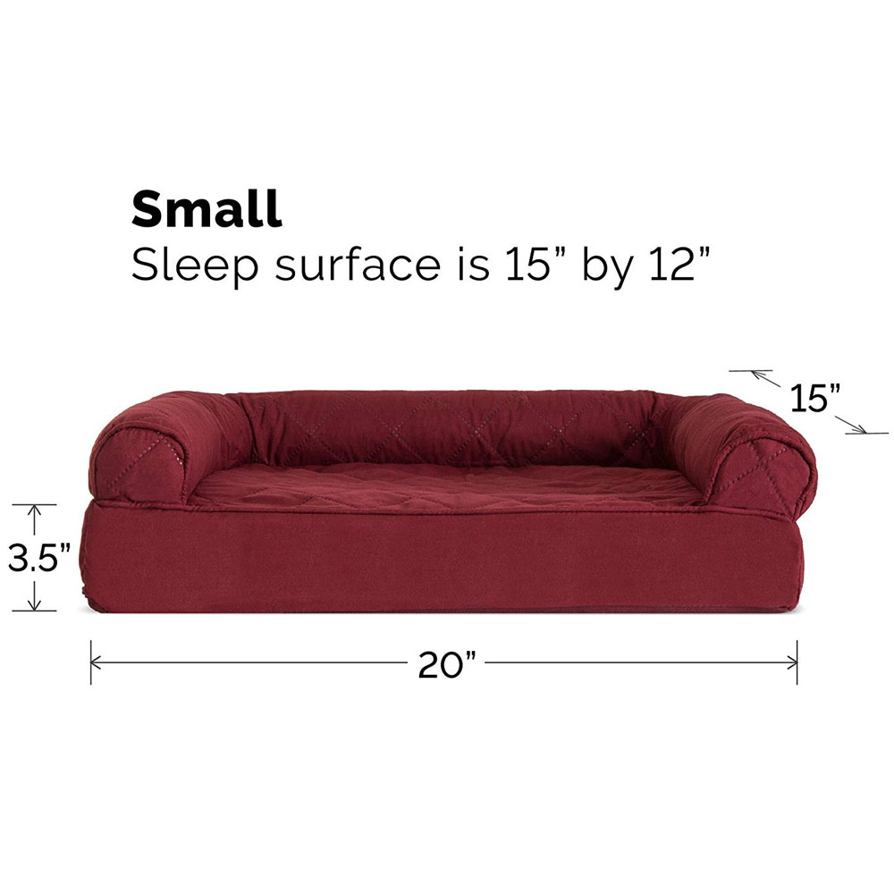 FURHAVEN-QUILTED-ORTHOPEDIC-BED-RED-SMALL