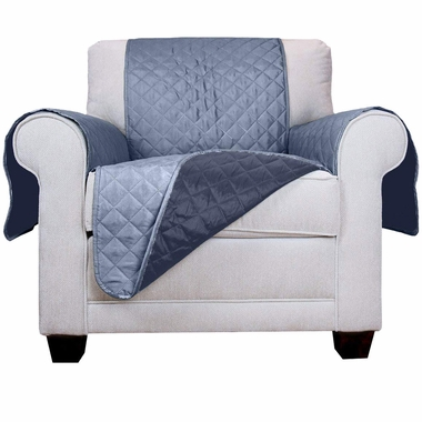 FURHAVEN-REVERSIBLE-CHAIR-PROTECTOR-NAVY-LIGHT-BLUE