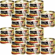 Fussie Cat Tuna and Ocean Fish Formula in Aspic (24x2.8 oz)