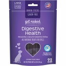 Get Naked Digestive Health Dental Sticks Treats for Dogs Large (6.6 oz)