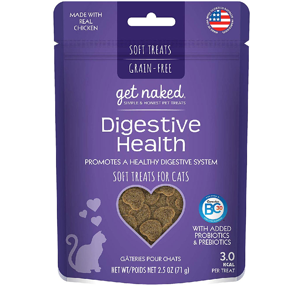 Get Naked Digestive Health for Cats (2.5 oz) im test
