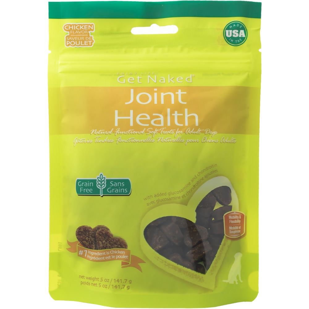 Get Naked Joint Health Soft Treats for Dogs (5 oz) im test