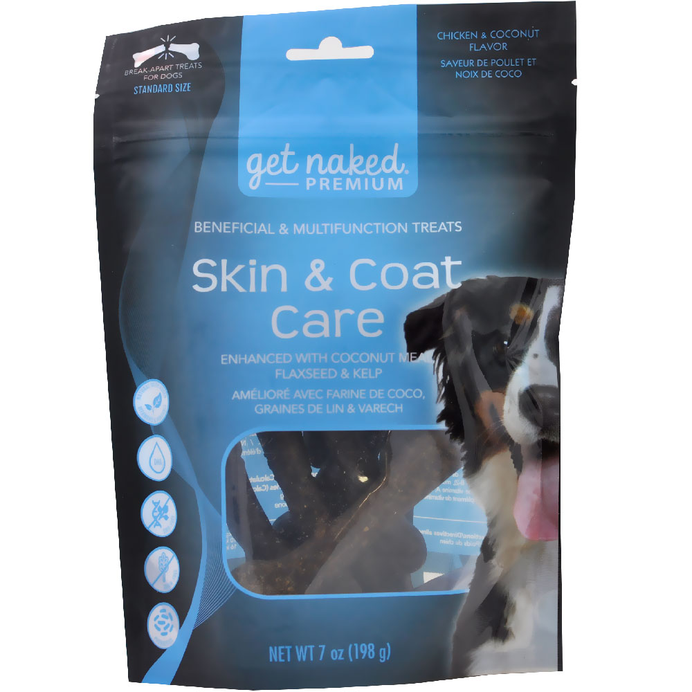 Get Naked Premium - Skin & Coat Care (7 oz) im test