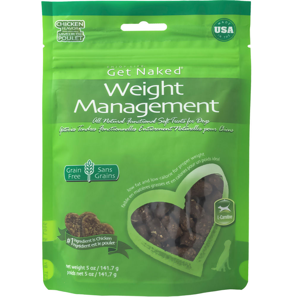 Get Naked Weight Management Soft Treats for Dogs (5 oz) im test