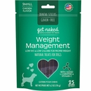 Get Naked Weight Management Treats for Dogs Small (6.2 oz)