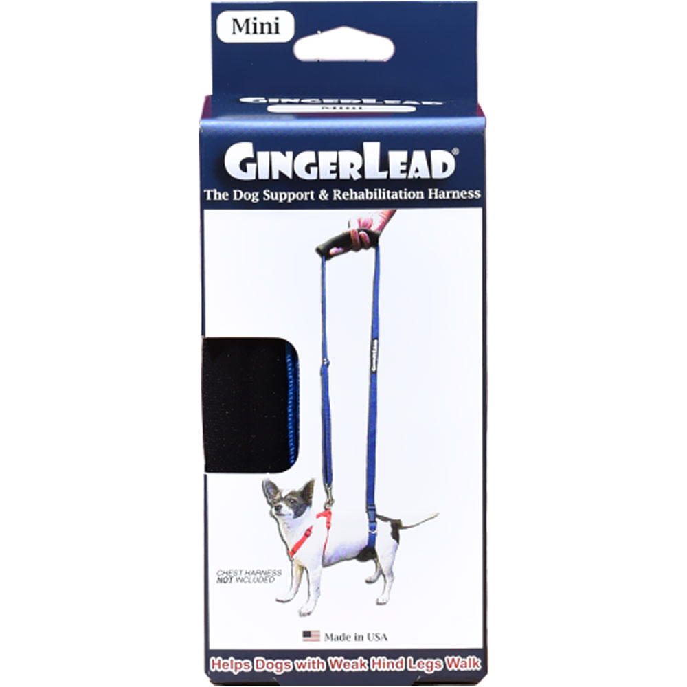 GingerLead Dog Support & Rehabilitation Harness